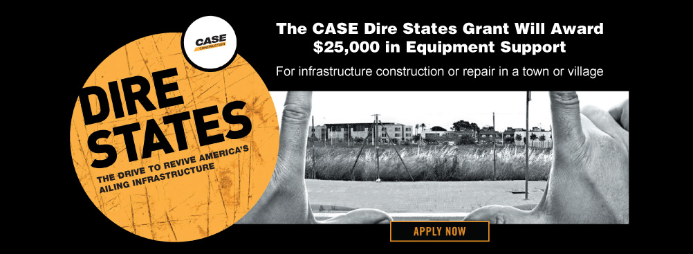 The CASE Dire States Grant Will Award $25,000 in Equipment Support