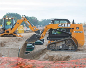 Quality used skid steers, backhoes, excavators, loaders, light equipment, and more