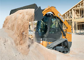CTL Compact Track Loader Rental