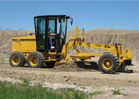 Rental Motor Graders in Kentucky and southern Indiana