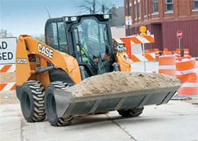 Construction Equipment Rental - Backhoes, Skid Steers