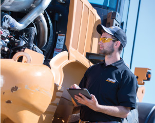 Wilson Equipment Company Services: Customized Maintenance Inspections